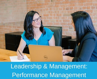 Leadership and Management Performance Management Appraisal