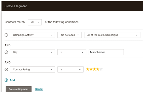 Mailchimp Segments Tags Groups Whats The Difference M Training